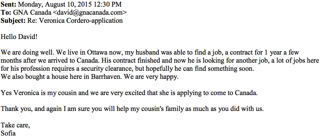 For in canada husband looking Find a